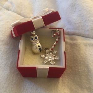Women's Holiday Necklace Pendants